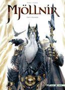 Couverture Ragnarök - Mjöllnir, tome 2