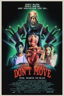 Affiche Don't Move