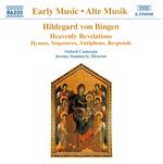 Pochette Heavenly Revelations: Hymns / Sequences / Antiphons / Responds