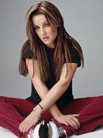 Photo Lisa Marie Presley