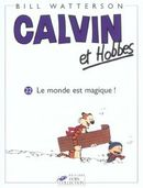 Couverture Le Monde est magique ! - Calvin et Hobbes, tome 22