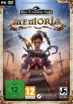 Jaquette L'Œil noir : Memoria