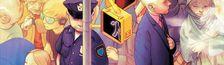 Cover Envies de BD - Comics