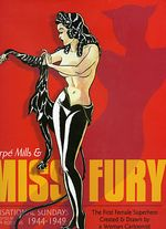 Couverture Miss Fury
