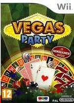 Jaquette Vegas Party