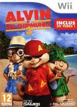 Jaquette Alvin et les Chipmunks 3