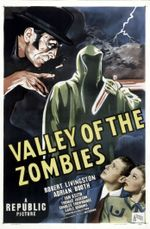 Affiche Valley of the Zombies