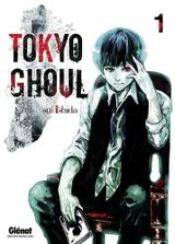 Couverture Tokyo Ghoul