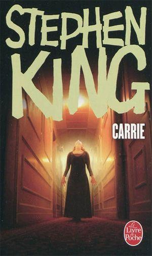 Carrie Stephen King Senscritique