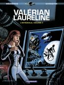 Couverture Valérian et Laureline : L'Intégrale, tome 3