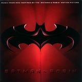 Pochette Batman & Robin (OST)