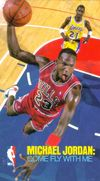 Affiche Michael Jordan : Come Fly with Me