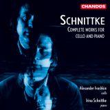 Pochette Complete Works for Cello and Piano