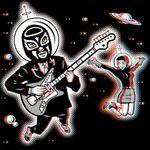Pochette Supersonic Guitars in 3‐D