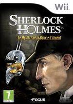 Jaquette Sherlock Holmes : La Boucle d'Argent