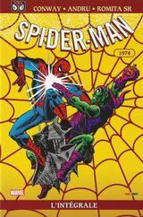 Couverture 1974 - Spider-Man : L'Intégrale, tome 12