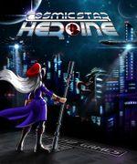 Jaquette Cosmic Star Heroine