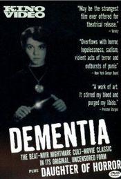 Affiche Dementia