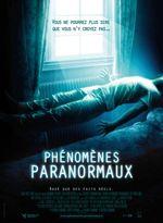 Affiche Phénomènes paranormaux