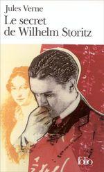 Couverture Le Secret de Wilhelm Storitz