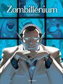 Couverture Control Freaks - Zombillénium, tome 3