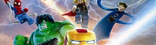 Jaquette LEGO Marvel Super Heroes