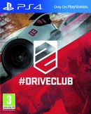 Jaquette #DriveClub