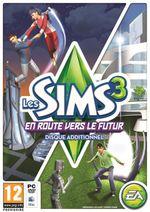 Jaquette Les Sims 3 : En Route vers le Futur