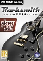 Jaquette Rocksmith 2014