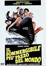 Affiche Il sommergibile più pazzo del mondo