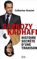 Couverture Histoire secrète d'une trahison