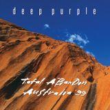 Pochette Total Abandon: Australia '99 (Live)