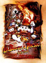 Affiche La Bande à Picsou, le film : Le Trésor de la lampe perdue