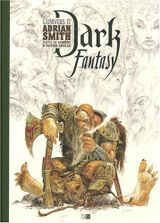 Couverture Dark Fantasy : L'univers d'Adrian Smith