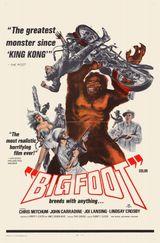 Affiche Bigfoot