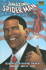 Couverture The Amazing Spider-Man: Election Day