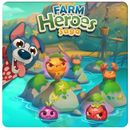 Jaquette Farm Heroes Saga