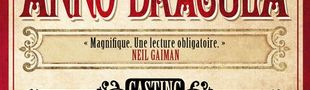 Couverture Anno Dracula : 1888