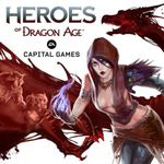Jaquette Heroes of Dragon Age