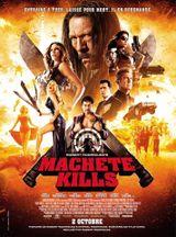 Affiche Machete Kills