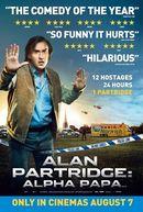 Affiche Alan Partridge : Alpha Papa