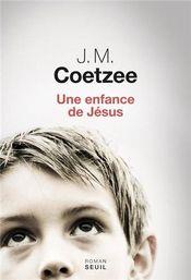 Couverture Une enfance de Jésus