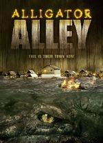 Affiche Alligator Alley