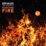 Pochette Fighting Fire (Single)