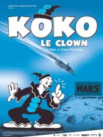 Affiche Koko le clown