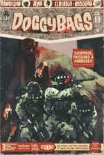 Couverture DoggyBags, tome 4
