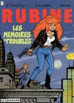Couverture Les mémoires troubles - Rubine, tome 1