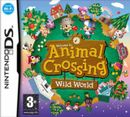 Jaquette Animal Crossing : Wild World
