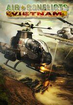 Jaquette Air Conflicts : Vietnam