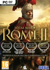 Jaquette Total War : Rome II
